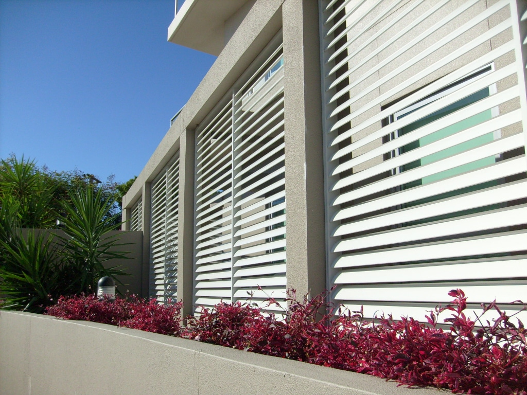 Louvre fencing panels melbourne glass balustrades request a quote today baanklon Gallery