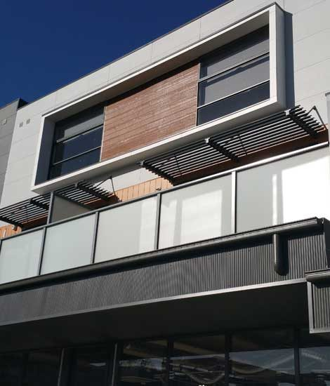 Glass Balustrade in Melbourne